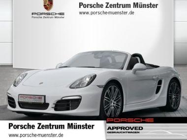 NOUVEAU +++ Porsche Voiture d'occasion: Porsche Boxster S für 67800 € +++ Les meilleures offres | Cabriolet/Décapotable, 11300 km, 2015, Essence, 315 CV, Blanc | 136244062 | auto.de