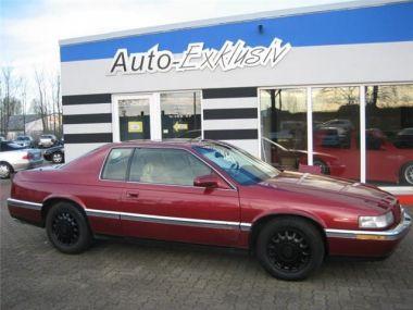 NOUVEAU +++ Cadillac Voiture d'occasion: Cadillac Eldorado V8 32V für 2900 € +++ Les meilleures offres | Coupé, 307000 km, 1994, Essence, 299 CV, Rouge | 134712752 | auto.de