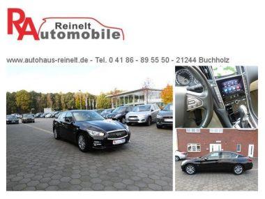 NOUVEAU +++ Infiniti Voiture d'occasion: Infiniti Q50 Q50 2.2d Auto.Premium Navi Leder LED Sit für 22900 € +++ Les meilleures offres | Berline, 61582 km, 2015, Diesel, 170 CV, Noir | 137599695 | auto.de