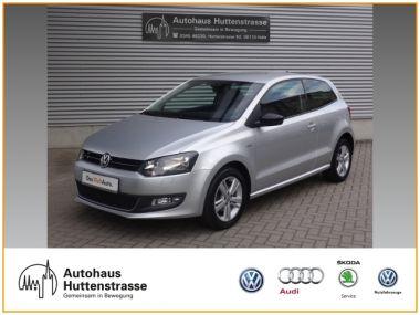 NOUVEAU +++ VW Voiture d'occasion: VW Polo 1.2 TDI Match KLIMA ALU für 8930 € +++ Les meilleures offres | Citadine, 89700 km, 2012, Diesel, 75 CV, Argent | 136307409 | auto.de