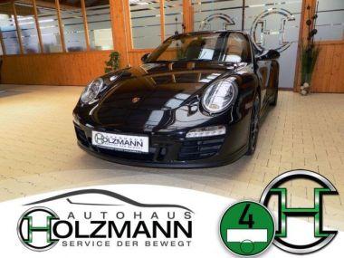 NOUVEAU +++ Porsche Voiture d'occasion: Porsche 911 911 997 Carrera 4 GTS PDK Cabrio Euro5/2 für 87990 € +++ Les meilleures offres | Cabriolet/Décapotable, 52000 km, 2012, Essence, 408 CV, Noir | 137310790 | auto.de