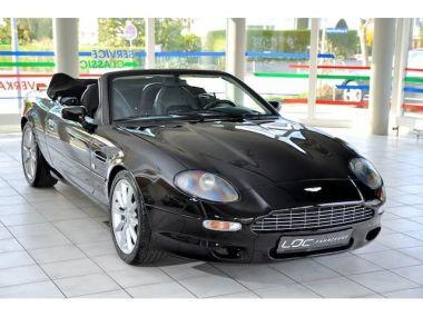 NOUVEAU +++ Aston Martin Voiture d'occasion: Aston Martin andere Aston Martin DB 7 Volante für 39900 € +++ Les meilleures offres | Cabriolet/Décapotable, 68559 km, 1997, Essence, 340 CV, Noir | 134292938 | auto.de