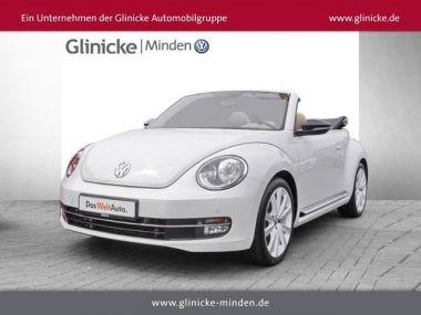 NOUVEAU +++ VW Voiture d'occasion: VW New Beetle Cabrio Beetle Cabriolet 2,0 TDI Sport BMT Tempo für 26880 € +++ Les meilleures offres | Cabriolet/Décapotable, 14700 km, 2015, Diesel, 150 CV, Autre | 134687284 | auto.de