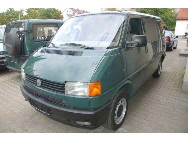 NOUVEAU +++ VW Voiture d'occasion: VW T4 Kasten Syncro 2.5 _Benziner für 6990 € +++ Les meilleures offres   Minibus/Monospace, 201345 km, 1995, Essence, 110 CV, Autre   133265187   auto.de