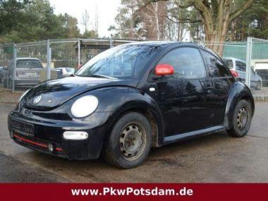 NOUVEAU +++ VW Voiture d'occasion: VW New Beetle 2.0 *KLIMA*SITZHEIZUNG*TUNNING* für 1980 € +++ Les meilleures offres   Berline, 176500 km, 2001, Essence, 116 CV, Noir   133319745   auto.de