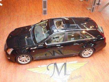 NOUVEAU +++ Cadillac Voiture d'occasion: Cadillac CTS Wagon 3.6 V 6 Sport Luxury F1 Leder High für 21830 € +++ Les meilleures offres | Break, 112000 km, 2013, Essence, 311 CV, Noir | 137168767 | auto.de