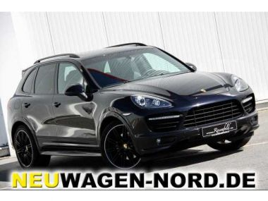 NOUVEAU +++ Porsche Voiture d'occasion: Porsche Cayenne GTS Sport Chrono/BOSE/Leder/TOP!!! für 67990 € +++ Les meilleures offres | 4x4, 98000 km, 2012, Essence, 420 CV, Noir | 133114369 | auto.de
