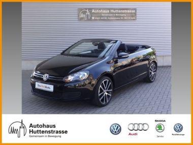 NOUVEAU +++ VW Voiture d'occasion: VW Golf VI Cabriolet 1.4 TSI für 21950 € +++ Les meilleures offres | Cabriolet/Décapotable, 13200 km, 2015, Essence, 150 CV, Noir | 134918018 | auto.de