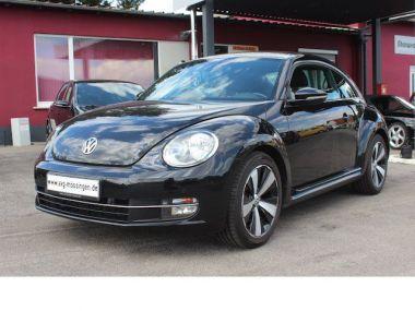 NOUVEAU +++ VW Voiture d'occasion: VW New Beetle Beetle 2.0 TSI Sport DSG für 13999 € +++ Les meilleures offres | Berline, 69500 km, 2011, Essence, 200 CV, Noir | 133507171 | auto.de