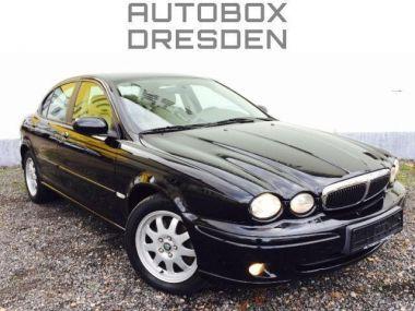 NOUVEAU +++ Jaguar Voiture d'occasion: Jaguar X-Type 2.0 V6 *LEDER*SHZG* für 3990 € +++ Les meilleures offres | Berline, 109369 km, 2005, Essence, 156 CV, Autre | 137527517 | auto.de