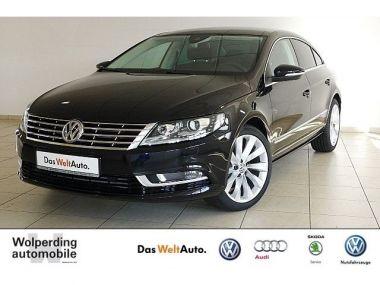 NOUVEAU +++ VW Voiture d'occasion: VW T4 CC 2.0 TDI BMT 4Motion DSG (Navi Xenon L für 36771 € +++ Les meilleures offres | Coupé, 15315 km, 2015, Diesel, 177 CV, Noir | 132455857 | auto.de