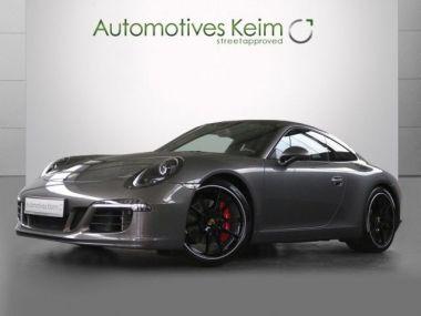 NOUVEAU +++ Porsche Voiture d'occasion: Porsche Carrera 911  S PDK SPORTDESIGN SPORTAGBAS CHRONO für 113895 € +++ Les meilleures offres | Coupé, 7055 km, 2015, Essence, 400 CV, Gris | 132311372 | auto.de