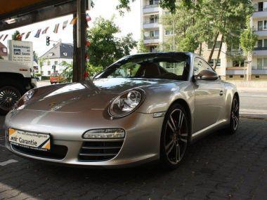 NOUVEAU +++ Porsche Voiture d'occasion: Porsche Carrera 997  4 S Coupe Targa für 92900 € +++ Les meilleures offres | Coupé, 37000 km, 2012, Essence, 385 CV, Argent | 135871429 | auto.de