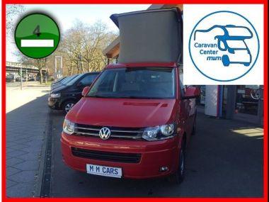 NOUVEAU +++ VW Voiture d'occasion: VW VW California  Comfortline 2,0 TDi BMT Cali für 42780 € +++ Les meilleures offres | Autres caravanes, 83000 km, 2014, Diesel, 140 CV, Rouge | 134257182 | auto.de