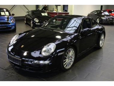 NOUVEAU +++ Porsche Voiture d'occasion: Porsche 911 911 Carrera S Tiptronic Navi BOSE Xenon  für 48900 € +++ Les meilleures offres | Coupé, 91000 km, 2005, Essence, 355 CV, Noir | 137288257 | auto.de