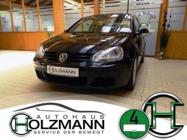 NOUVEAU +++ VW Voiture d'occasion: VW Golf 1.9 TDI DPF Sportline Winter-Paket/Navi/ für 8490 € +++ Les meilleures offres | Berline, 113000 km, 2006, Diesel, 105 CV, Noir | 134788571 | auto.de