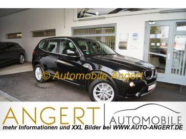 NOUVEAU +++ BMW Voiture d'occasion: BMW X3 xD 20d Aut.*X-LINE* NAVI+*XENON+*MEMORY* für 24990 € +++ Les meilleures offres | 4x4, 102191 km, 2012, Diesel, 184 CV, Noir | 137617773 | auto.de