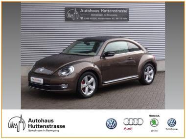 NOUVEAU +++ VW Voiture d'occasion: VW New Beetle Beetle 2.0 TSI Sport FenderXenon Leder für 16920 € +++ Les meilleures offres | Berline, 19300 km, 2012, Essence, 200 CV, Autre | 137517993 | auto.de