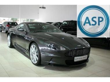 NOUVEAU +++ Aston Martin Voiture d'occasion: Aston Martin DBS Touchtronic 3,99% ANSCHLUSSGARANTIE MÖG für 134900 € +++ Les meilleures offres | Coupé, 28800 km, 2010, Essence, 517 CV, Argent | 131263591 | auto.de