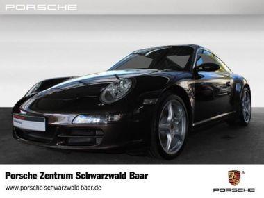 NOUVEAU +++ Porsche Voiture d'occasion: Porsche 911 (911) Targa 4 Coupe für 61900 € +++ Les meilleures offres | Coupé, 77000 km, 2007, Essence, 325 CV, Brun | 135670931 | auto.de