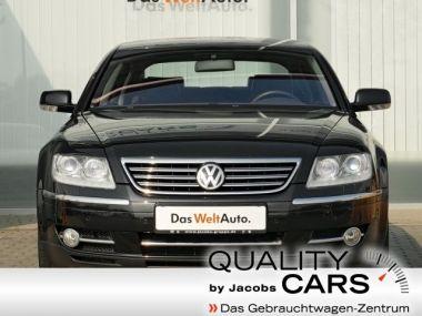 NOUVEAU +++ VW Voiture d'occasion: VW Phaeton 4.2 V8,Navi,Luftfederung,Xenon (Leder) für 22290 € +++ Les meilleures offres | Berline, 71759 km, 2010, Essence, 334 CV, Noir | 135884867 | auto.de