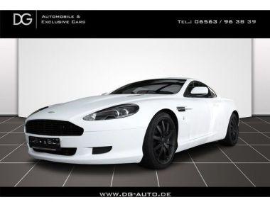 NOUVEAU +++ Aston Martin Voiture d'occasion: Aston Martin DB9 V 12 für 69900 € +++ Les meilleures offres | Coupé, 76500 km, 2004, Essence, 455 CV, Blanc | 137387492 | auto.de