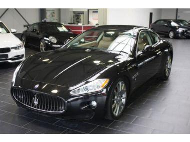 NOUVEAU +++ Maserati Voiture d'occasion: Maserati Granturismo 4,2 Automatik Navi Bose Leder für 42900 € +++ Les meilleures offres | Coupé, 103000 km, 2008, Essence, 405 CV, Noir | 133691049 | auto.de