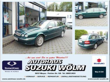 NOUVEAU +++ Jaguar Voiture d'occasion: Jaguar X-Type ESTATE 2.2 D Executive/Xenon/Navi/PDC für 7450 € +++ Les meilleures offres | Break, 142700 km, 2007, Diesel, 145 CV, Autre | 136662982 | auto.de