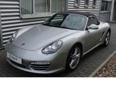 NOUVEAU +++ Porsche Voiture d'occasion: Porsche Boxster 2.9 *PDC*Leder*Navi*Klima.*Automatik* für 33190 € +++ Les meilleures offres | Cabriolet/Décapotable, 71600 km, 2010, Essence, 256 CV, Noir | 135177525 | auto.de