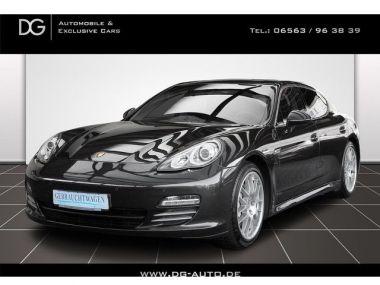 NOUVEAU +++ Porsche Voiture d'occasion: Porsche Panamera 4 S Sportabgasanlage mit Klappen für 55900 € +++ Les meilleures offres   Berline, 97900 km, 2012, Essence, 400 CV, Gris   137387479   auto.de