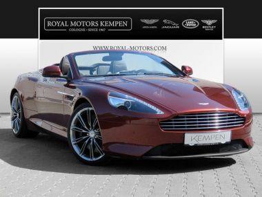 NOUVEAU +++ Aston Martin Voiture d'occasion: Aston Martin Virage Volante TT für 134900 € +++ Les meilleures offres | Cabriolet/Décapotable, 25897 km, 2012, Essence, 496 CV, Brun | 136771093 | auto.de