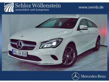 NOUVEAU +++ Mercedes-Benz Voiture d'occasion: Mercedes-Benz CLA SB Urban SCORE 7G-DCT/Navi/LED/Sitzhzg für 27849 € +++ Les meilleures offres | Berline, 5000 km, 2016, Essence, 122 CV, Blanc | 138250490 | auto.de