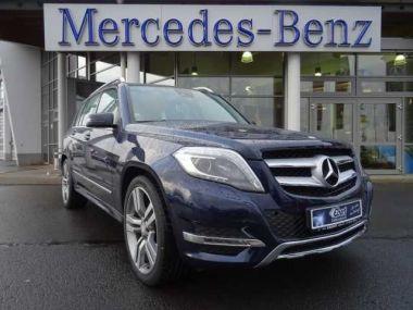 NOUVEAU +++ Mercedes-Benz Voiture d'occasion: Mercedes-Benz GLK 350 CDI 4M 7G Sport+ILS+ Navi+Chrom+PTS+20 für 34890 € +++ Les meilleures offres | 4x4, 34500 km, 2013, Diesel, 265 CV, Bleu | 137495737 | auto.de