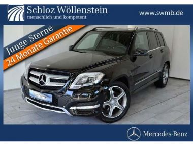 NOUVEAU +++ Mercedes-Benz Voiture d'occasion: Mercedes-Benz GLK 200 CDI 4M Sport-Pkt. COMAND/ILS-Xenon/19Z. für 26739 € +++ Les meilleures offres | 4x4, 80100 km, 2012, Diesel, 170 CV, Noir | 138250515 | auto.de