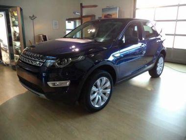 NOUVEAU +++ Land Rover Voiture d'occasion: Land Rover Discovery Sport SD4 HSE Luxury **AHK/STANDHEIZUNG* für 41900 € +++ Les meilleures offres | 4x4, 29000 km, 2015, Diesel, 190 CV, Bleu | 128890191 | auto.de