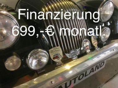 NOUVEAU +++ Morgan Voiture d'occasion: Morgan andere Finanzierung 699,--¤ monatl für 46988 € +++ Les meilleures offres | Cabriolet/Décapotable, 36840 km, 2005, Essence, 144 CV, Vert | 138836087 | auto.de