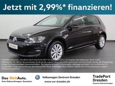 NOUVEAU +++ VW Véhicule de collaborateur: VW Golf VII LOUNGE 1.2 TSI NAVI GRA PDC SHZ ab 2 für 16890 € +++ Les meilleures offres | Berline, 10657 km, 2016, Essence, 110 CV, Noir | 136998685 | auto.de