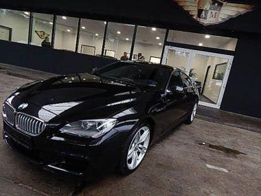 NOUVEAU +++ BMW Voiture d'occasion: BMW 650 Gran Coupé /M-Sportpaket/HeadUp/Kamera für 49850 € +++ Les meilleures offres | Coupé, 69029 km, 2013, Essence, 449 CV, Noir | 138708043 | auto.de