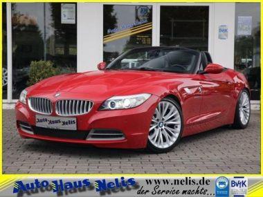 NOUVEAU +++ BMW Voiture d'occasion: BMW Z4 35 i Roadster sDrive Autom. Navi-Prof. X für 29450 € +++ Les meilleures offres   Cabriolet/Décapotable, 77000 km, 2009, Essence, 306 CV, Rouge   136529839   auto.de