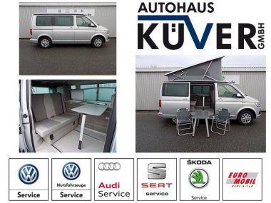 NOUVEAU +++ VW Voiture d'occasion: VW VW California 2,0 TDI Ocean DSG Standheizun für 57950 € +++ Les meilleures offres | Autres caravanes, 20 km, 2017, Diesel, 150 CV, Argent | 138001021 | auto.de