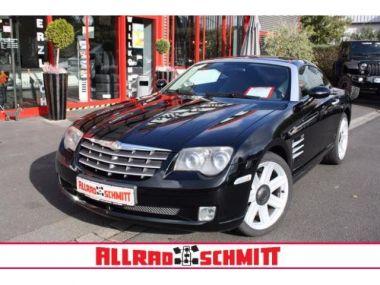 NOUVEAU +++ Chrysler Voiture d'occasion: Chrysler Crossfire Automatik für 11300 € +++ Les meilleures offres | Berline, 96250 km, 2007, Essence, 218 CV, Noir | 137378546 | auto.de