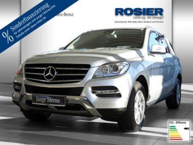NOUVEAU +++ Mercedes-Benz Voiture d'occasion: Mercedes-Benz ML 230 ML 250 BT 4M Comand Kamera SHD Spiegel-P für 32740 € +++ Les meilleures offres | 4x4, 86825 km, 2011, Diesel, 204 CV, Argent | 138099787 | auto.de