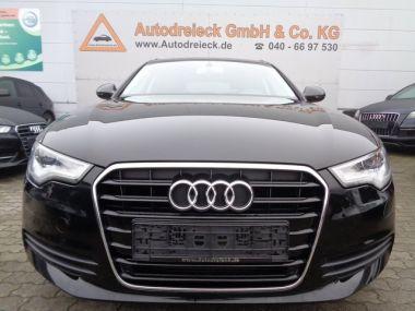 NOUVEAU +++ Audi Voiture d'occasion: Audi A6 Av. 2.0 TDI Multitr. Key/Vollleder/Xenon für 24950 € +++ Les meilleures offres | Break, 84900 km, 2013, Diesel, 177 CV, Noir | 138033718 | auto.de