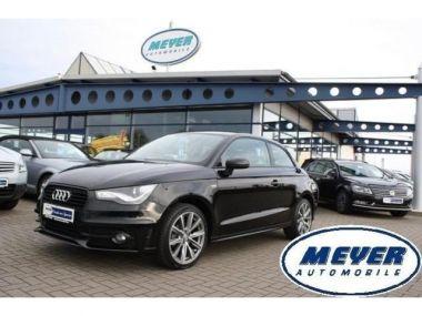 NOUVEAU +++ Audi Voiture d'occasion: Audi A1 1.2 TFSI S-Line Bi-Xenon/NAVI/17-Zoll-Al für 15480 € +++ Les meilleures offres | Citadine, 57500 km, 2014, Essence, 86 CV, Noir | 138632080 | auto.de