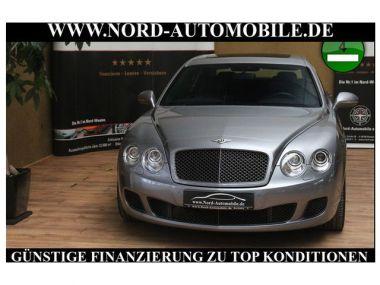 NOUVEAU +++ Bentley Voiture d'occasion: Bentley Continental Flying Spur Speed*REAR SEAT*KAMERA* für 98900 € +++ Les meilleures offres | Berline, 67442 km, 2012, Essence, 610 CV, Gris | 137773856 | auto.de