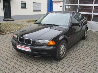 NOUVEAU +++ BMW Voiture d'occasion: BMW 316 3er für 3500 € +++ Les meilleures offres   Berline, 130200 km, 1999, Essence, 105 CV, Noir   135434232   auto.de