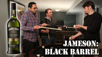 Jameson Black Barrel Review