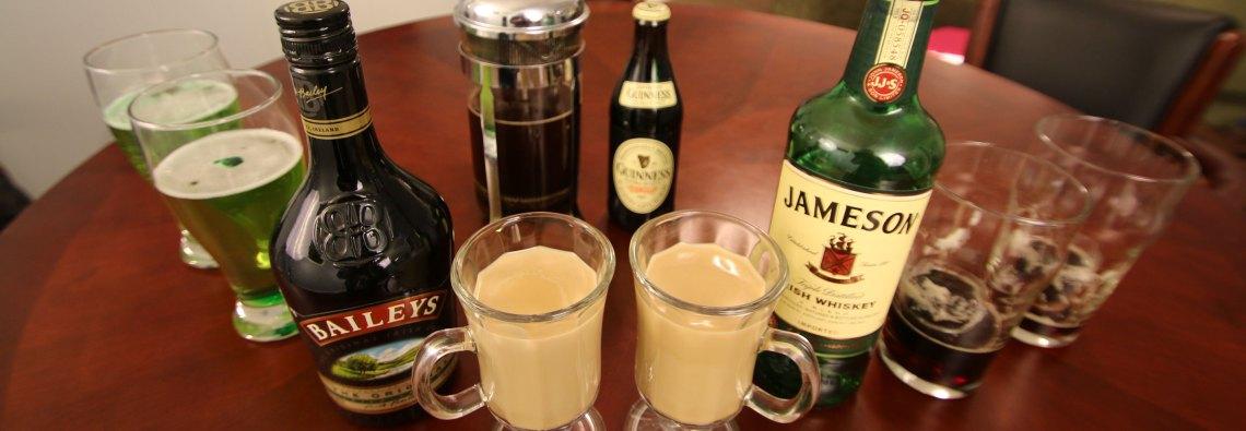 St Patricks Day Blog Header