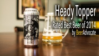 Heady Topper Poster
