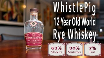 Whistle Pig 12 Year Old World